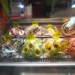 Ice cream decorations - Zadar