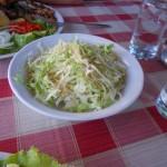 Cabbage salad - Split