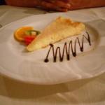 Cheese tart, Split
