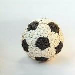 Melon seed soccer ball