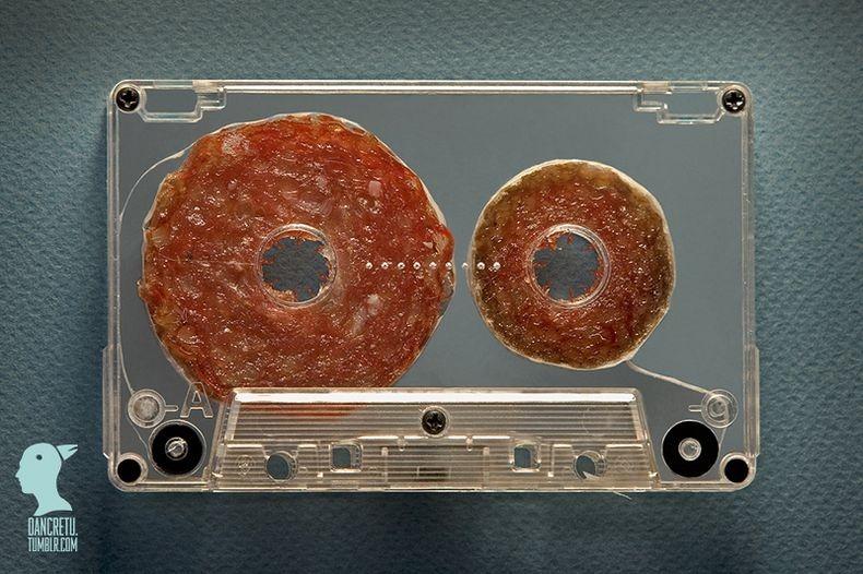 Salami tape