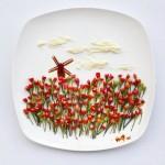 """""""Field of tulips"""""""