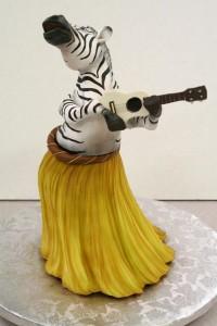 Hula Zebra