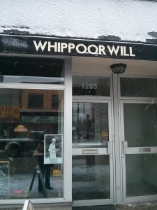 Whippoorwill entrance