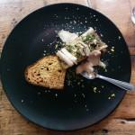 Bone Marrow and Parsley salad
